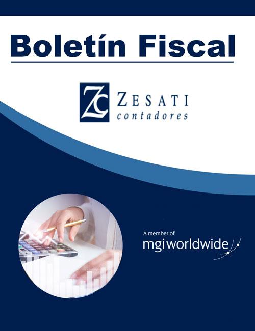 Boletín Fiscal No. 1 2020