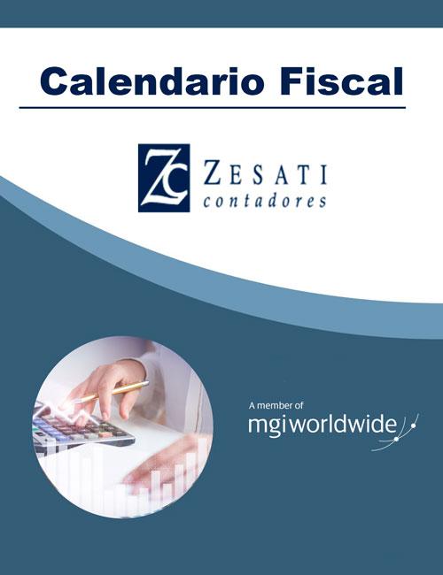 Calendario Fiscal mayo 2019